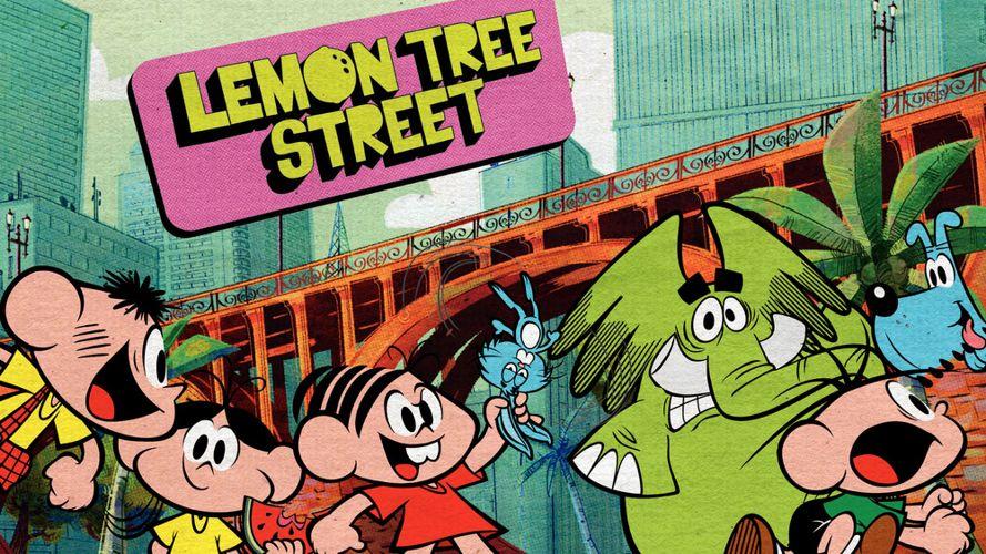 Lemon tree Street  animation book