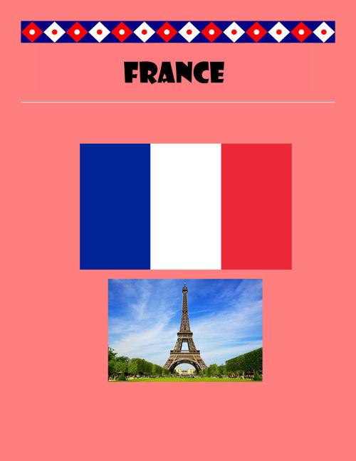 France Flyer