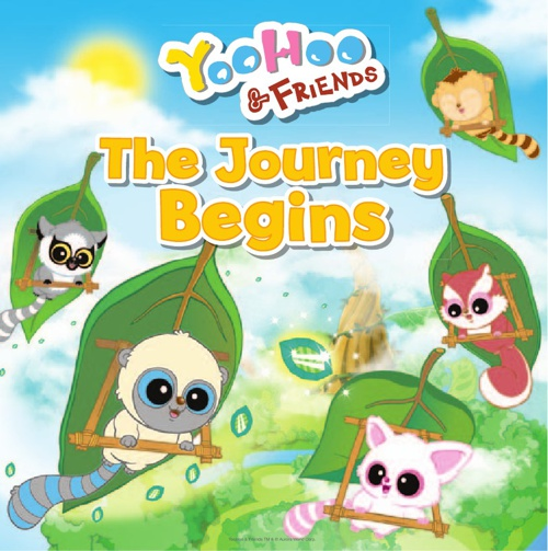 YooHoo and Friends: The Journey Begins