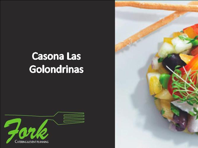 Casona Las Golondrinas