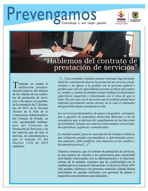Prevengamos Octubre Contratos Prestación de Servicios.cdr