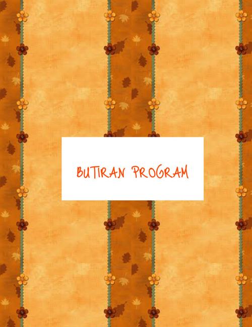BUTIRAN PROGRAM