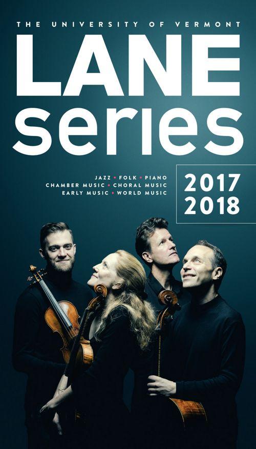 UVM Lane Series Performance Season 2017–2018