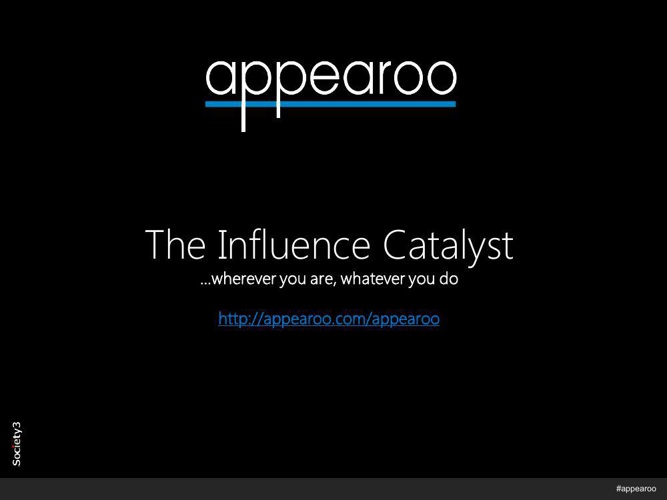 appearoo- The Influence Catalyst
