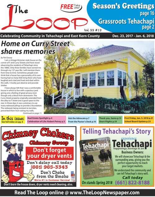 The Loop Newspaper - Vol 33 No 12