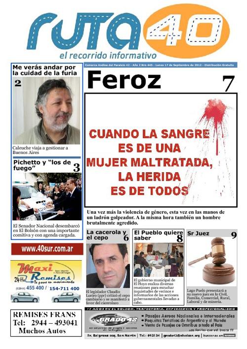 Diario Lunes 17 de Septiembre