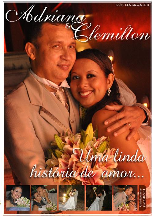 Adriana e Clemilton