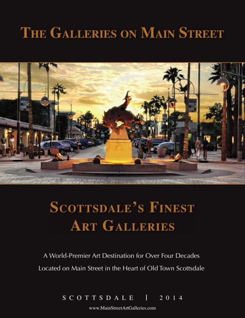 Main Street Gallery Guide 2014