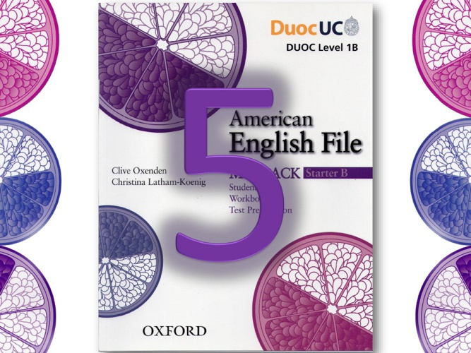 AMERICAN ENGLISH FILE STARTER B - UNIT 5