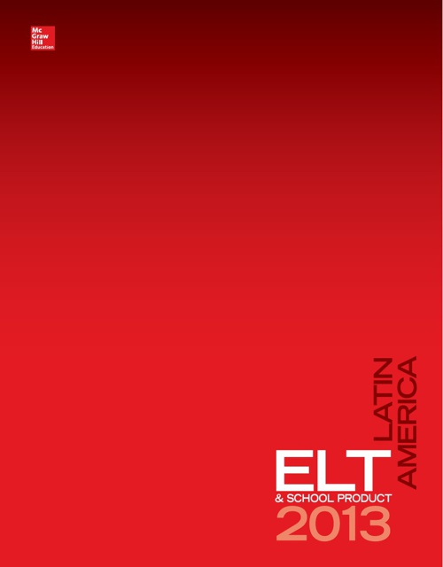 Catálogo ELT 2013 LATAM