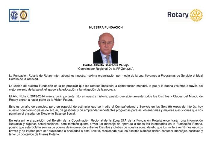 Fundación Rotaria