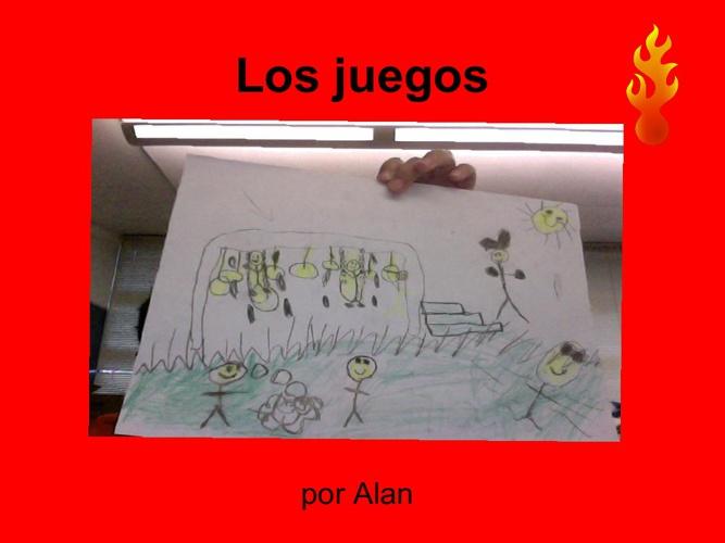 ALAN LOS JUEGOS