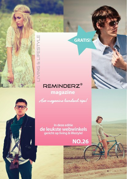 Reminderz Living & Lifestyle April 2013