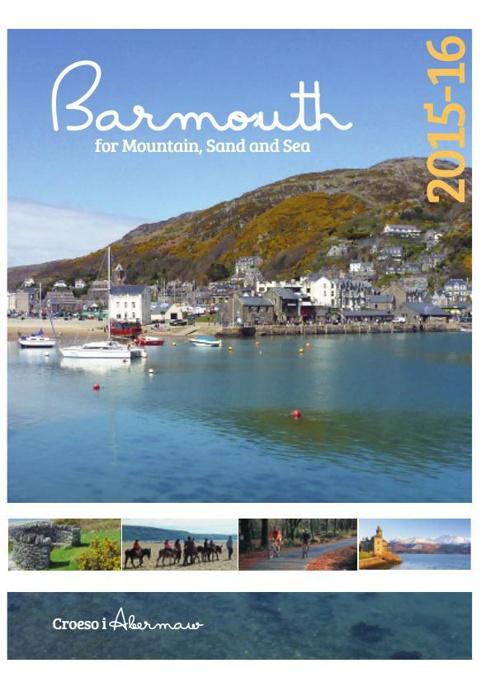 Barmouth Brochure 2015
