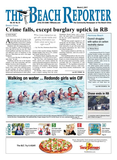 The Beach Reporter | March 2, 2017