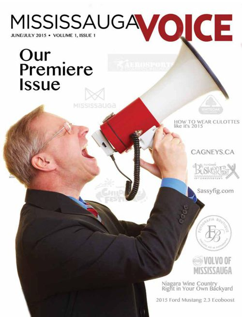 Mississauga Voice June July 2015
