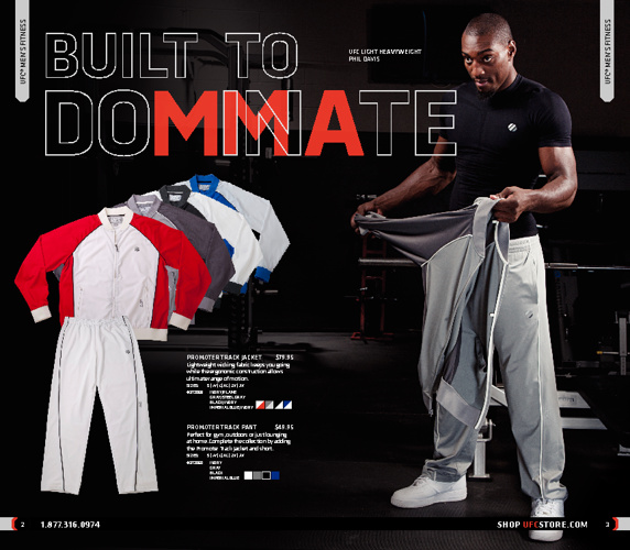 UFC 2012 Holiday Catalog