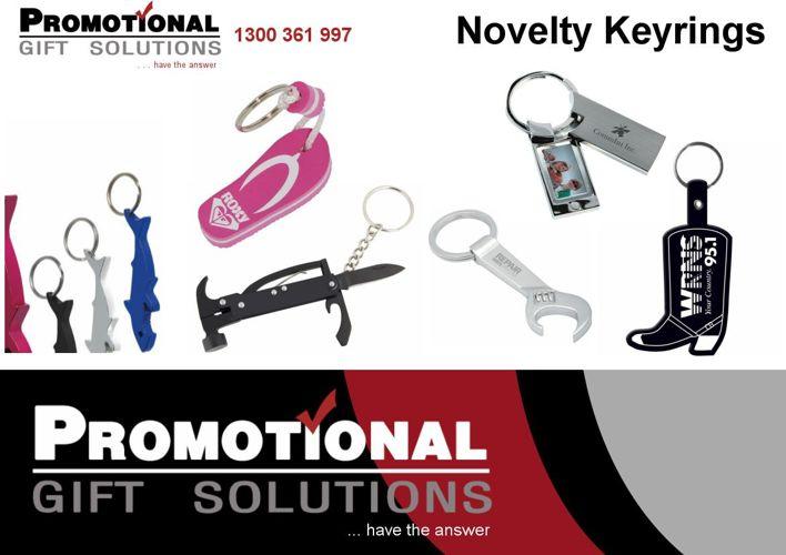 Novelty Keyrings