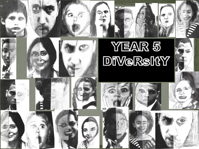 Year 5 Diversity Poems