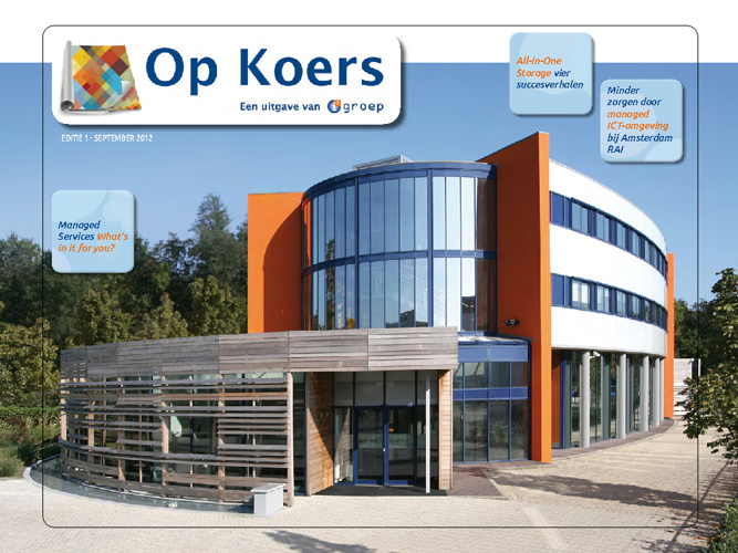 Op Koers - Editie 1 - September 2012