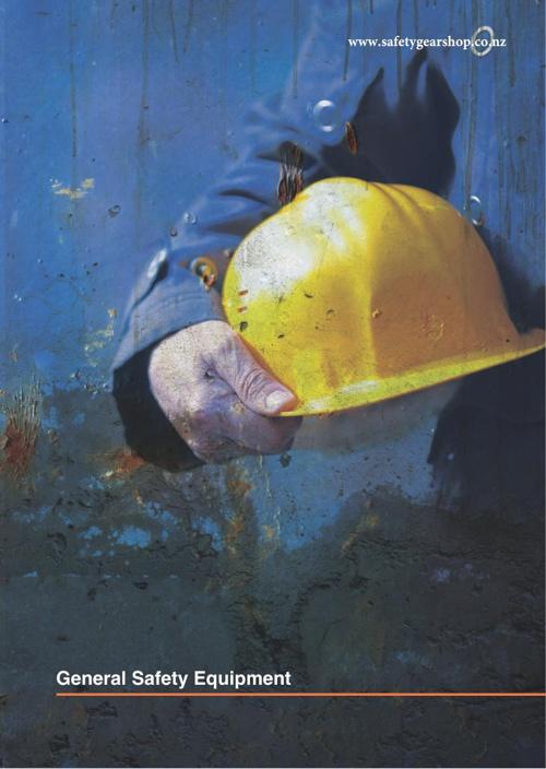 Nov 2011 General Safety Catalog editd safetygearshop.co.nz