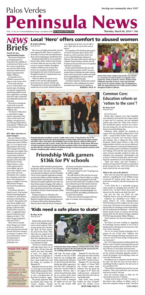 The Peninsula News 3-6-14