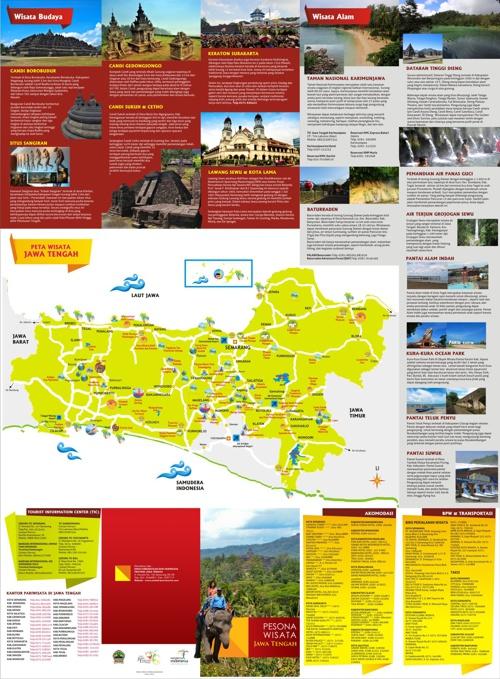 Pesona Wisata Jawa Tengah (2014)