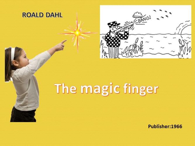the magic finger 1