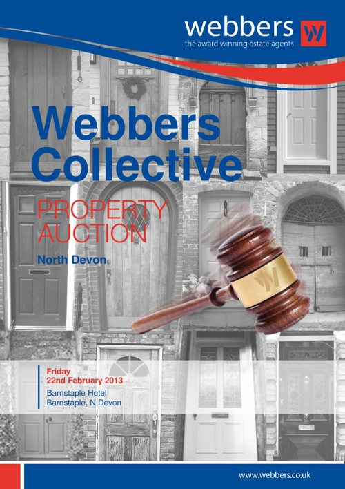 Webbers Property Auction