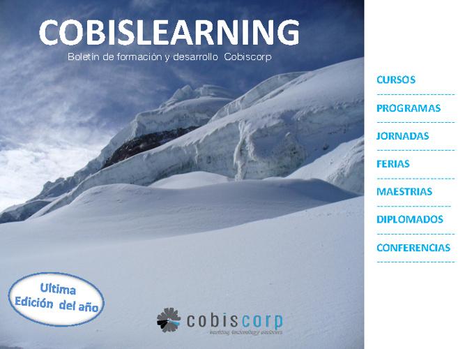Cobislearning Octubre