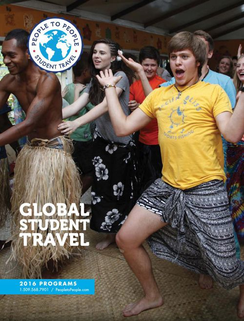 2016 Global Student Travel