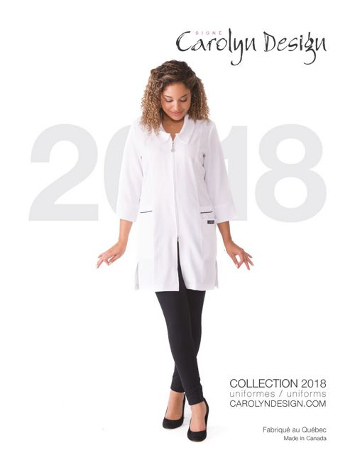 Catalogue Carolyn Design 2018