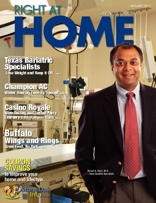 Right at Home Savings Guide January 2012 Issue
