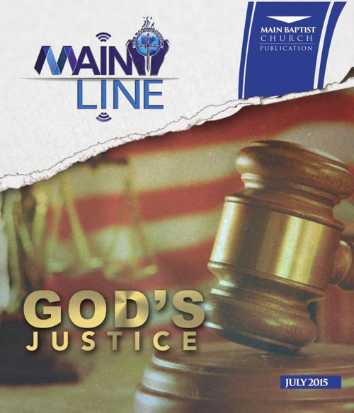Main Line Publication - JULY 2015