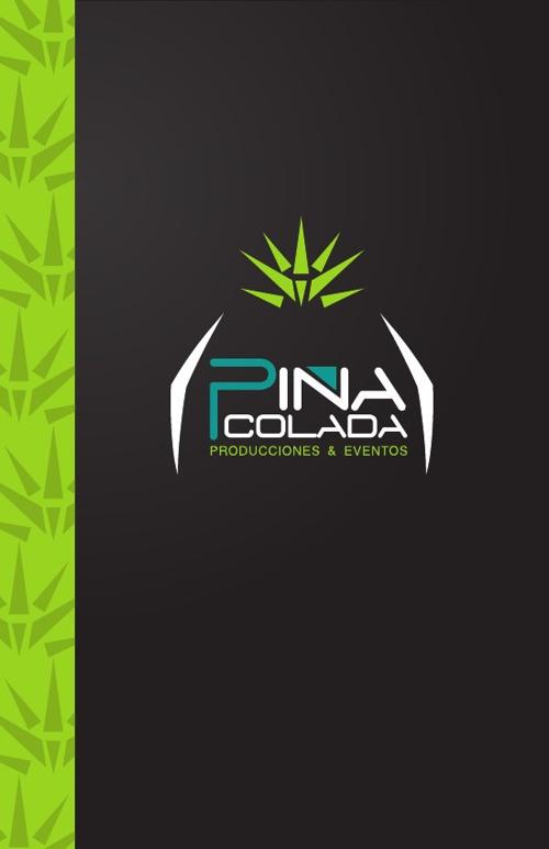 Brochure Piña Colada