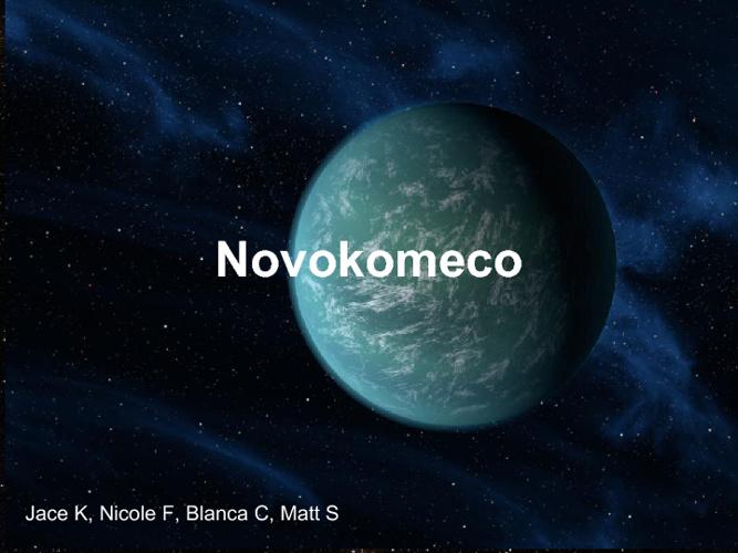 Novokomeco