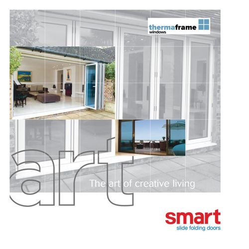 SMART Bi-Fold Brochure thermaframe