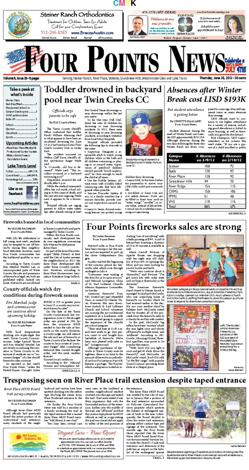 June 28, 2012 Issue