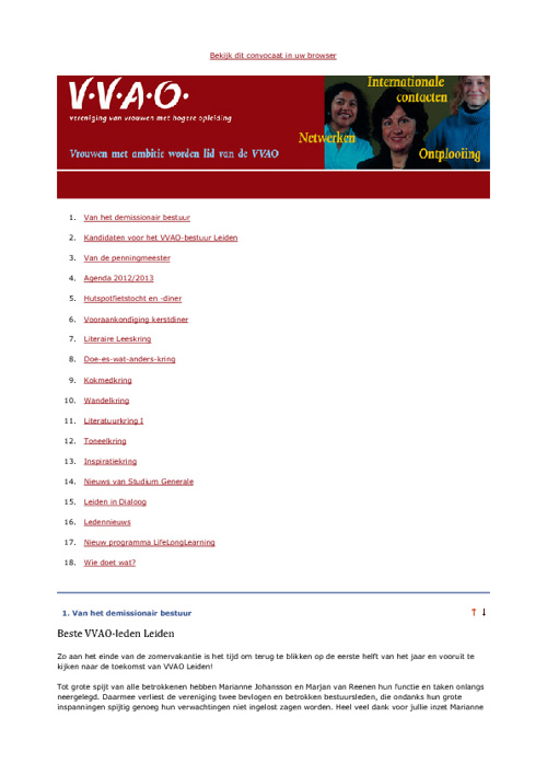 VVAO LEIDEN CONVO 2012-6