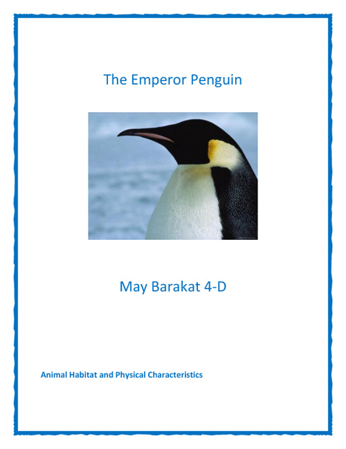 Emperor Penguins!!!!!
