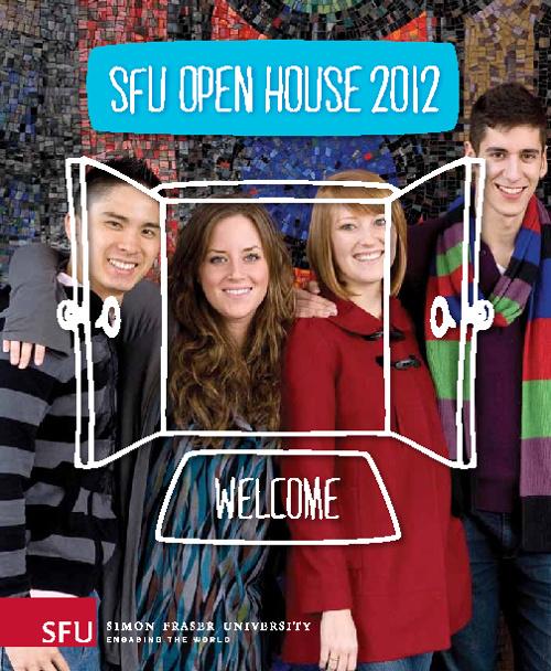 SFU Open House Program Guide