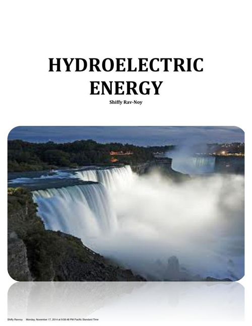 lternative Energy Technology Infobook