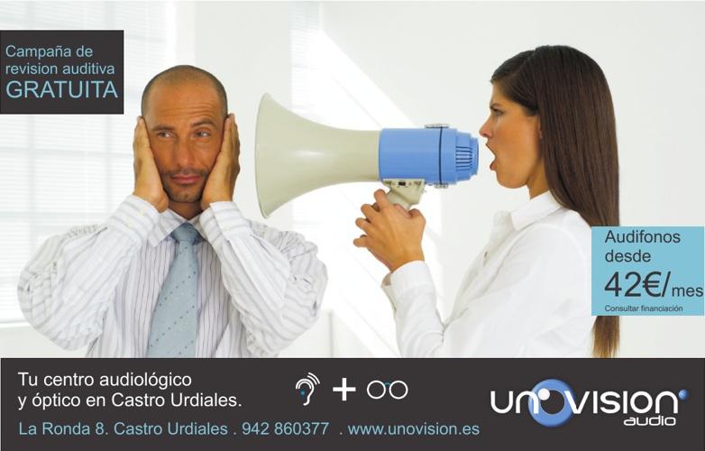 Campaña de Revisión Auditiva Castro Urdiales
