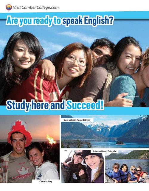 Camber College JP Brochure