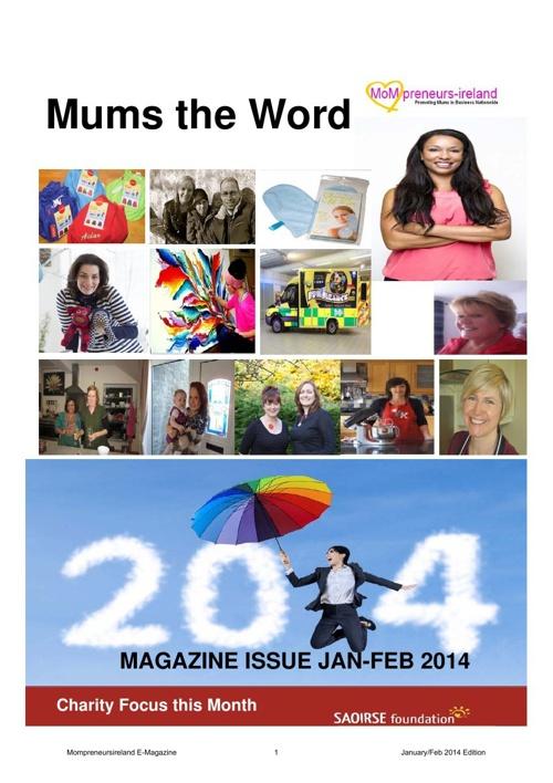 Mompreneursireland E-Magazine