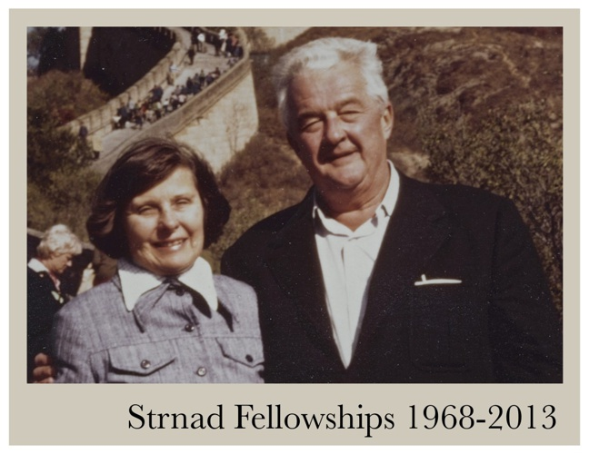 Strnad Fellowships