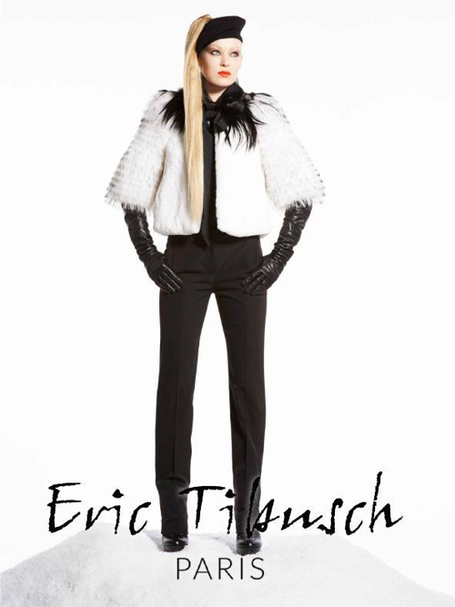 Eric Tibusch Fall Winter 2014-2015 Ready to Wear
