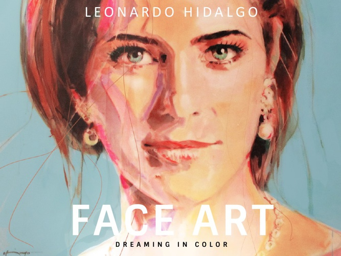 LEONARDO HIDALGO CUSTOM PORTRAITS | FACE ART