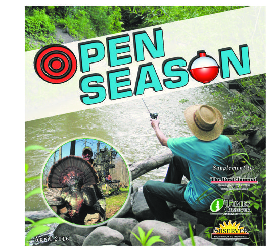 Open Season - The Post-Journal - April 2016