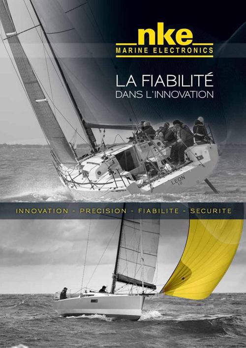 Catalogue nke Marine Electronics 2015